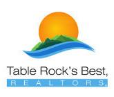 Table Rocks Best Realtors Logo