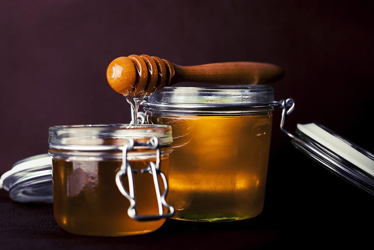 Honey Pot Background