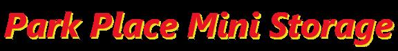 Park Place Mini Storage Logo